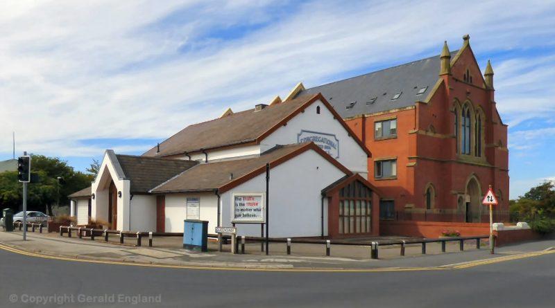 united reformed church, poulton le fylde