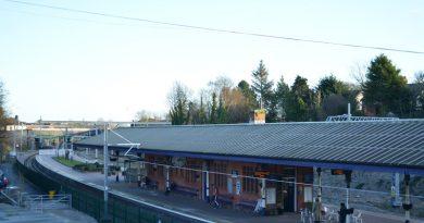 poulton-le-fylde train station
