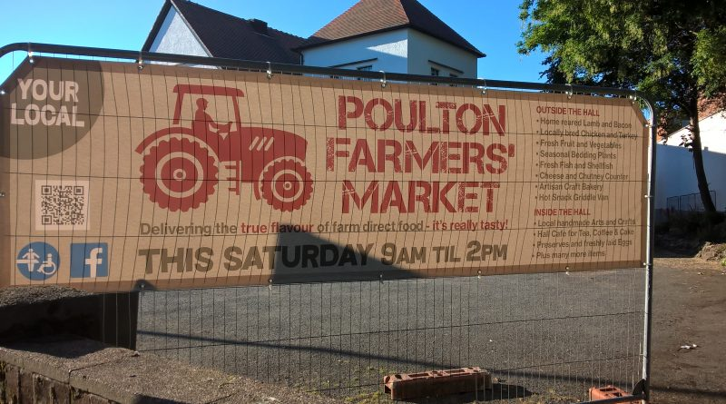 Poulton Farmers Market