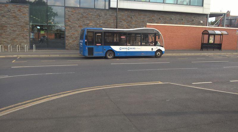 Bus timetables Poulton-le-Fylde
