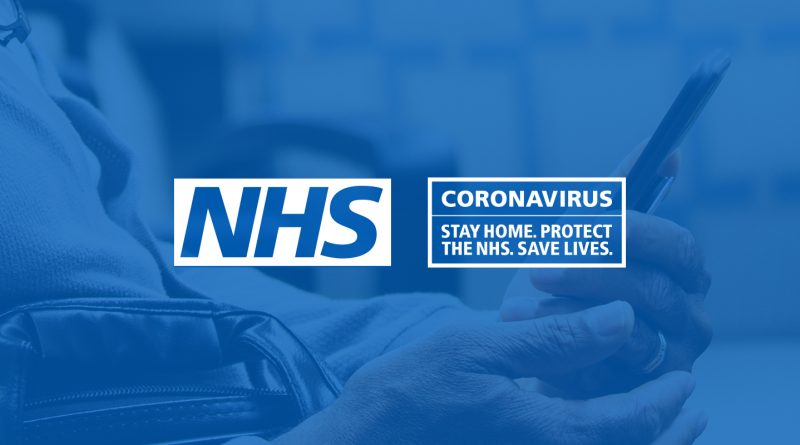 STAY HOME – SAVE LIVES – NHS